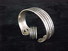 William Spratling Sterling Silver Bracelet & Ring