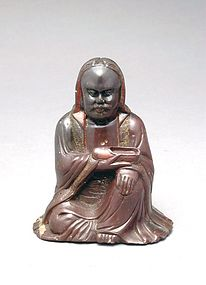 A Nice Soapstone Carving of Qing Dynasty
