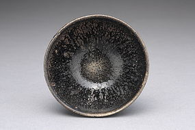 A Jianyang Black-Glazed Tea Cup from Excavation.(2)