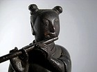 A Nice Bronze Figure of Ming Dynasty(AD1368-1644 )