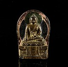 A Charming Tibetan Amulet of 18th Century