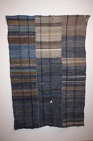 Meiji zanshi yatarajima boro Futon cover textile