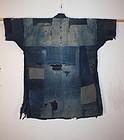 Japanese Noragi Boro Patchwork Work Jacket