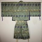 Edo Kuge-Costume silk nishijin textile