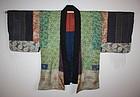 Edo yosegire han-jyuban boro Tattered textile