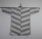 Meiji Indigo Ito Sashiko Noragi Hand-spun Thick cotton