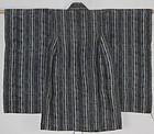 Edo Hemp Kasuri Etigo-jyofu Indigo Child kimono.