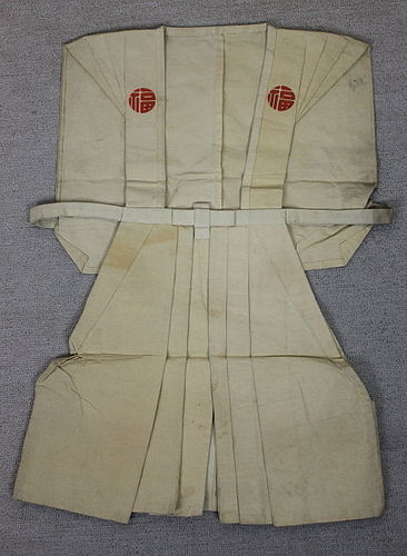 Meiji Cotton Silk Child Kamisimo