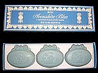 Avon 3 Avonshire Blue Hostess/Guest Soaps in Box