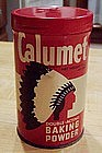 Calumet Baking Powder Tin