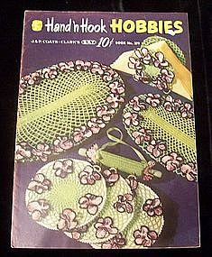 Hand 'n Hook Hobbies Crochet Instruction Book