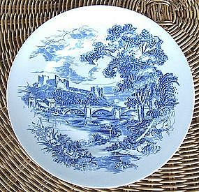 Enoch Wedgwood Countryside Dinner Plate