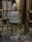 Japan wonderful one-of-a-kind antique garden lantern