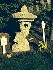 """Stone Garden """"Spirit"""" Lantern"""