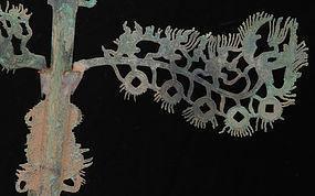 China Han dynasty bronze Money Tree