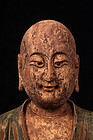 China wood Lohan, Ming Dynasty