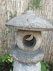 Japanese stone lantern- perfect for your indoor or outdoor space