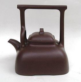 Chinese Yixing Teapot (50)