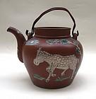 Chinese Yixing Teapot (55)