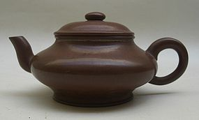 Chinese Yixing Large Teapot (56)
