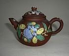 Chinese Yixing Teapot (88)
