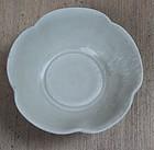 Song Dynasty White Glazed Lobed Bowl