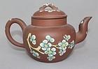 Chinese Yixing Teapot (125)