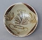 Chinese Tang Dynasty Changsha Large Bowl