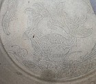 Sample of Five Dynasties Yue Yao Bowl with Dragon Motive