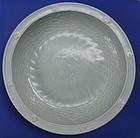 Chinese Longquan Celadon Dish, Yuan Dynasty 35,4cm