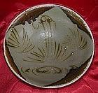 A large Tang Changsha Bowl