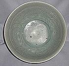 Sawankhalok Celadon Bowl