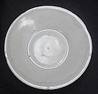 Song Dynasty White Glaze Soucer Dish