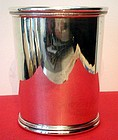 TRUMAN JULEP CUP/STERLING SILVER/RARE PRESIDENTIAL '40s