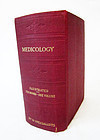 Medicology Book by Richardson, 1906