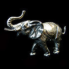 German 800 Silver Elephant
