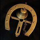 Vintage Horseshoe Dinner Bell