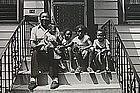Herb Nolan Original B/W Photograph Print Muddy Waters