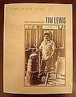 Tim Lewis Book, Time Made Real, Tim Lewis Stone Carver