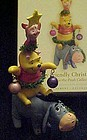 Hallmark Disney ornament A very friendly Christmas Tree