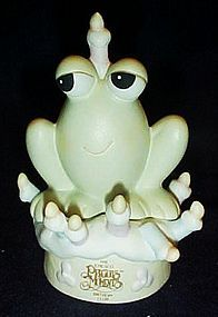 Precious Moments Hoppy Birthday frog figurine 1995