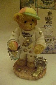 Cherished Teddies Anthony friendship is a work of art