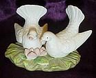 Lefton nest egg collection love doves birds 06134