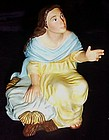 Greenwich Workshop nativity Mary figurine
