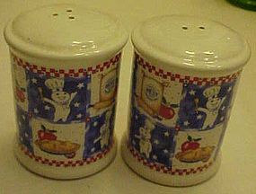 Pillsbury's Best, Doughboy apple Pie shakers