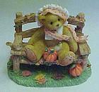 Cherished Tedddies Cathy An autumn breeze.....1997