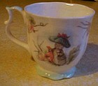 Beatrix Potter Benjamin Bunny mug Royal Doulton 1986