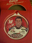 Coca Cola Nascar Collector series ornament  driver #18