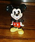 Disney Pie eyed Mickey Mouse figurine hands on hips