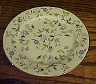 "Noritake Chintz salad plate 8 3/8"" discontinued pattern"